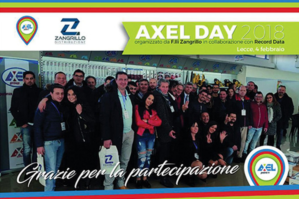 AXEL DAY – LECCE